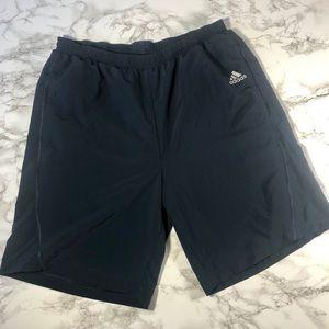 Adidas Clima365 Men's Medium Blue Running Shorts